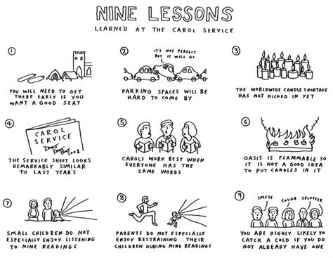 lessons learned from years with services nine lessons cartoonchurch