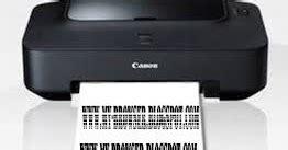 resetter canon mx497 cara mengatasi hasil cetak bergaris putus putus printer