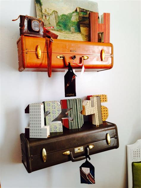 On The Shelf Suitcase by Top 25 Best Suitcase Shelves Ideas On