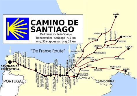 Camino Walk Route by Walk The Santiago De Compostela Route Amazingplaces