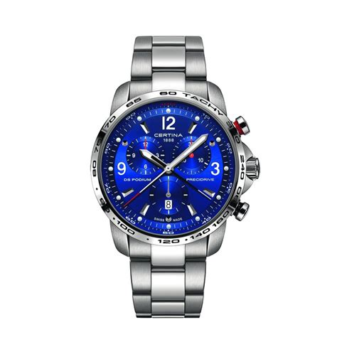 Certina Ds Podium Big Size Chrono C0016472205700 certina ds podium big size chrono 1 100 c001 647 11 047 00 certina ds podium big size chrono 1
