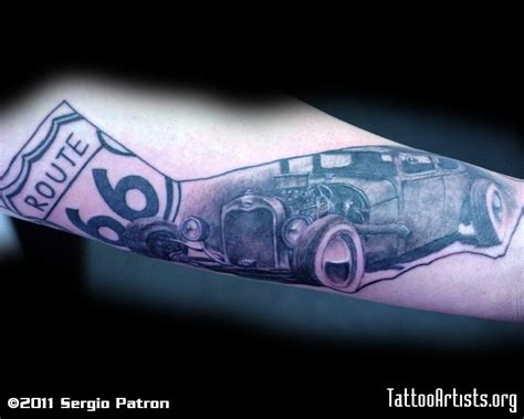 rat rod tattoo designs rat rod copy artists org