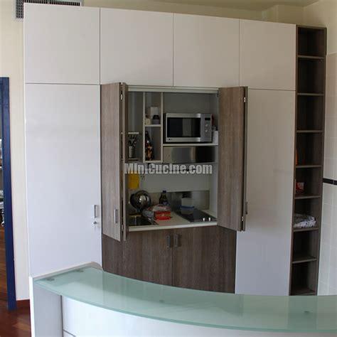 Cucine A Scomparsa Con Ante Scorrevoli by Cucine A Scomparsa Minicucine Cucine Moderne Per Piccoli