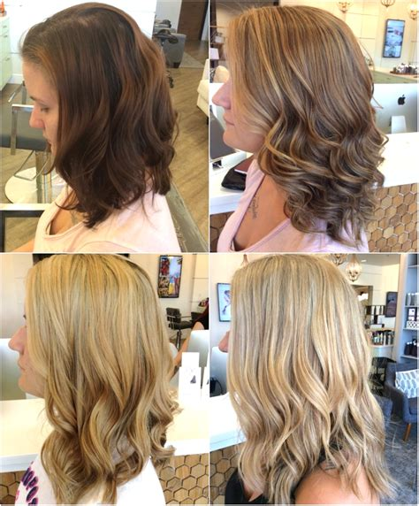 how to go from black to brown hair the truth about going blonde beauty the blonde