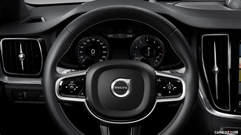 volvo s60 2019 interior 2019 volvo s60 r design interior steering wheel hd