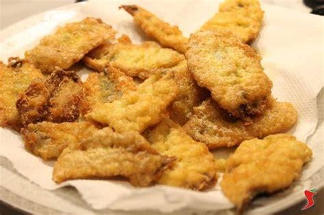 come cucinare alici acciughe fritte pesce azzurro alici fritte ricetta