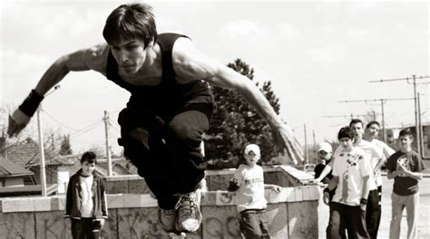 how to be better at parkour how to improve your power and speed for parkour and free