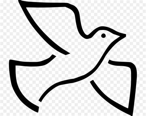 holy spirit clip holy spirit dove clipart black and white www pixshark