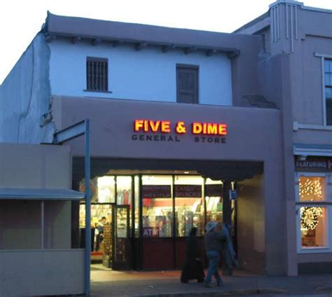 5 and dime store five and dime general store roadfood