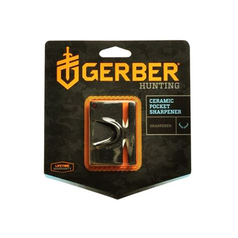 Gerber Ceramic Pocket Sharpener gerber ceramic pocket sharpener is the best knife
