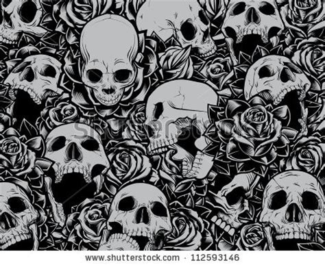 skull collage tattoo designs skull stock photos royalty free images vectors