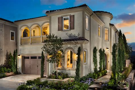 homes for in porter ranch ca porter ranch ca new homes master planned community