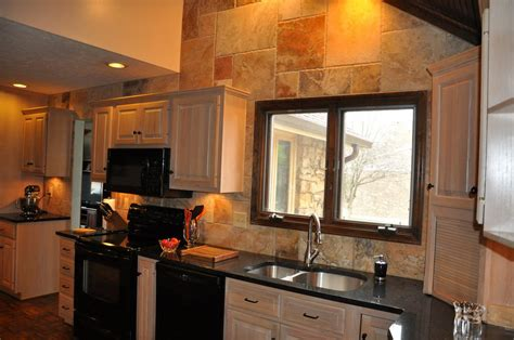Kitchen Granite Countertops Ideas by Granite Countertops Kitchen Sinks Ideas Decobizz Com