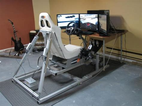 Gaming Setup Simulator by Bleco S 2dof Scn5 Racing Simulator