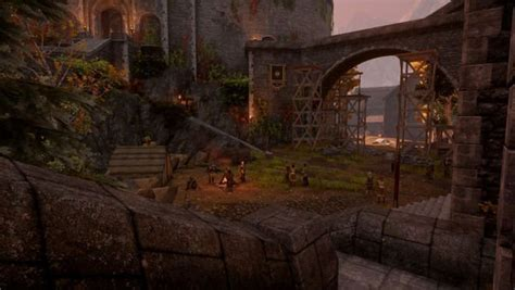understand skyhold  dragon age inquisition visihow