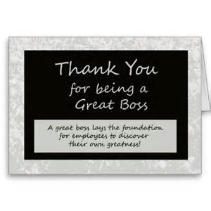 Thank You Letter To Boss For Gift Card Does Your Boss Inspire Greatness Here S A Nice Way To Say
