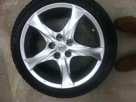 Tire Rack Rims And Tires by Is250 Awd Rims On Es300 Club Lexus Forums