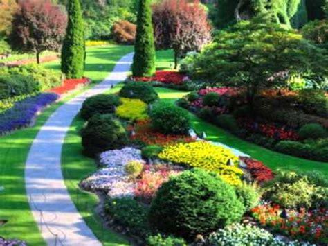 imagenes de jardines los jardines mas bellos del mundo youtube