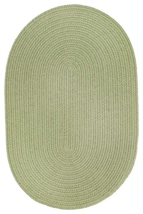 oval rugs 3x5 3 x5 oval 3x5 rug celadon green solid carpet braided farmhouse area rugs by area