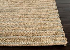 Cotton Area Rug Himalaya Collection Jute And Cotton Area Rug In Hockney Blue By Jaipur Burke Decor