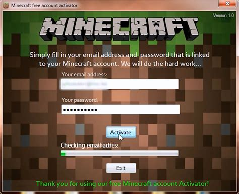 Minecraft Gift Card Code Generator Tool Free Premium Account Updated Area Hacks - free minecraft premium account generator no survey haterpjam