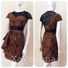 Baju Dress Murah Wanita Fahrani Dress batik shop pekalongan yang jual baju murah dan