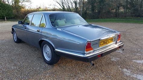 jaguar series 3 xj6 1986 jaguar xj6 series 3 being auctioned at barons auctions