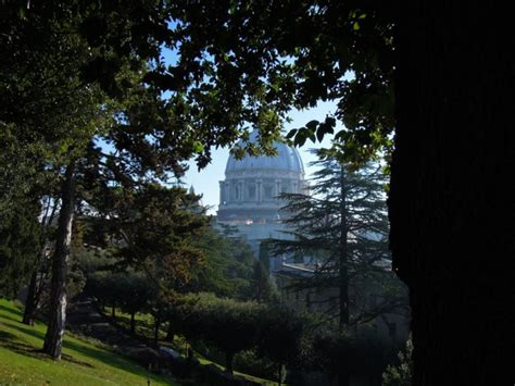 giardini romani seconda parte i giardini vaticano di
