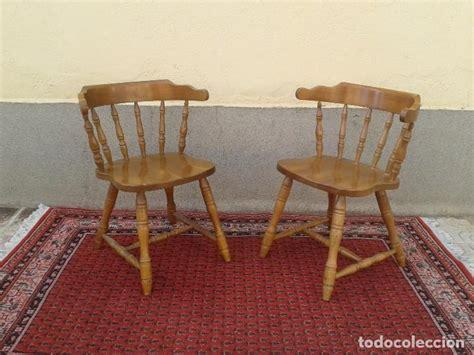 sillas antiguas en venta pareja de sillas r 250 sticas sillas antiguas sil comprar