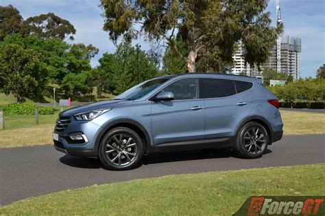 hyundai santa fe specials 2017 hyundai santa fe 30 special edition review