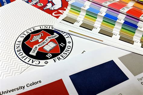 fresno state colors fresno state brand style guide