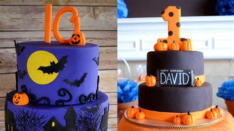 Ghoulishly Festive Halloween  Ee  Birthday Ee   Cakes Southern