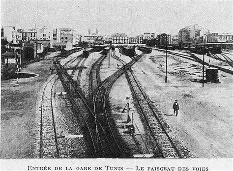 voies ferr es es 40 50 de casablanca tunis