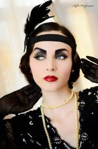 1920s womens hairstyles 1920s hairstyles tutorial pictures yve style com