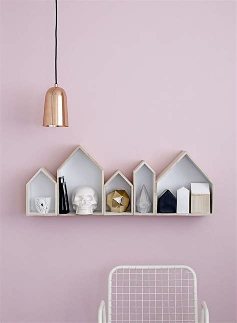 House Shelf by House Shaped Decor Crown Interiors