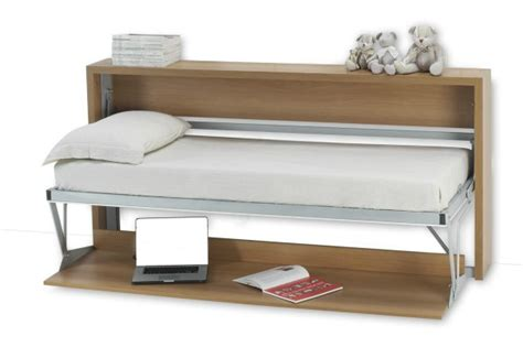 italian wall bed desk horizontal murphysofa smart