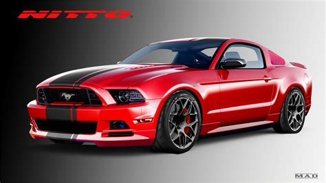 ford cars tuners get their last shot at retro styled ford mustang