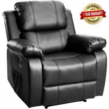 merax massage recliner chair  heat  massage heated