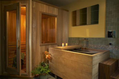 sauna bathtub 10 homes with saunas that will instantly relax you photos