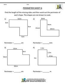 area perimeter worksheet abitlikethis