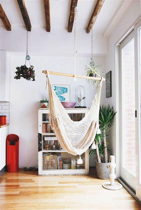amaca da casa amache da interno come usarle per arredare con stile loft
