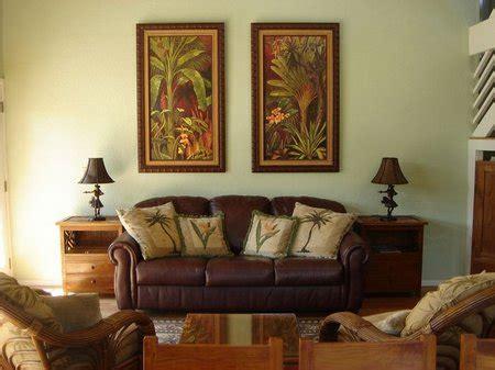 Hawaiian Home Decor by Home Decorating With A Hawaiian Theme