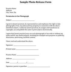 1000 images about photo release forms on pinterest
