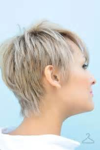 rear veiw of flicky hairsyles 2014 summer hairstyles short haircuts side view popular