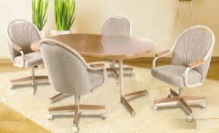 Dining Room Chairs On Wheels by Dining Room Chairs With Wheels All Chairs Design