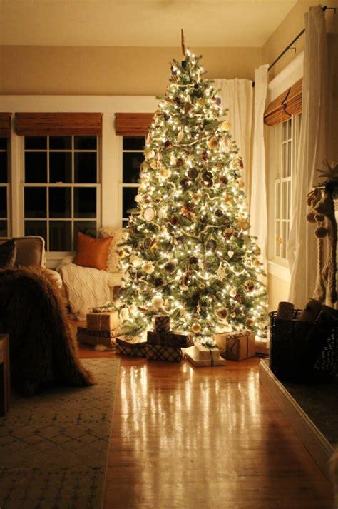 cozy sentimental tree