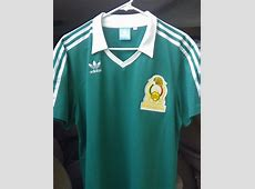 Mexico Home football shirt 1986. Added on 2016-06-13, 18:52 Fifa World Cup 1986 Logo