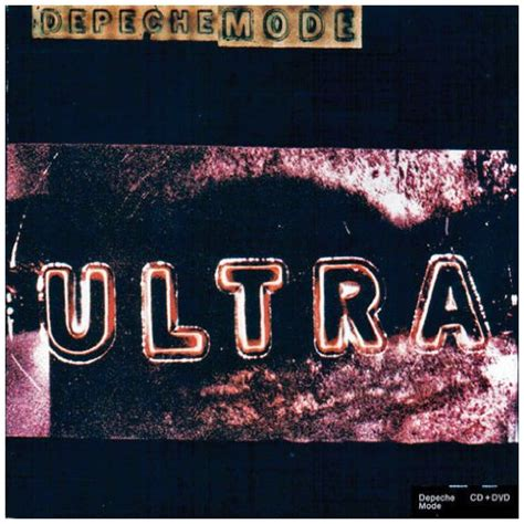 Where To Get Covers Depeche Mode Ultra Cd Covers