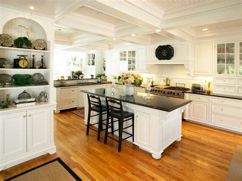 what is in style for kitchen cabinets mediterranean kitchens hgtv