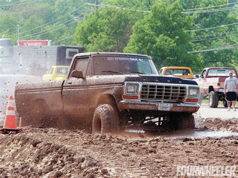 mudding truck ford trucks mudding